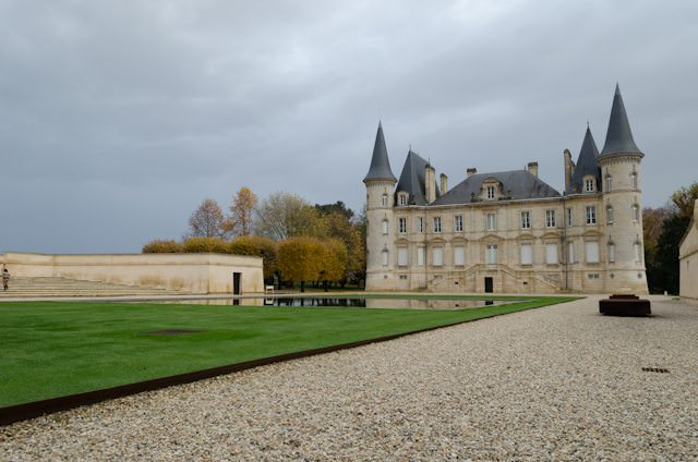 Go for a river cruise through France's famed Bordeaux wine region. Photo © 2014 Aaron Saunders