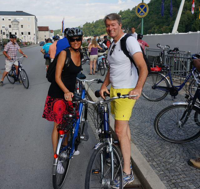 We enjoyed using the bikes on AmaWaterways on our last voyage. Better bike programs are to come as the company partners with industry leader, Backroads.