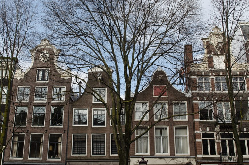 Exploring the real Amsterdam through the eyes of its citizens with Viking River Cruises. Photo © 2015 Aaron Saunders