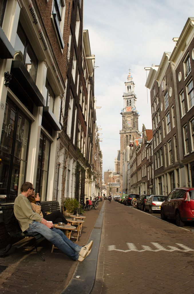 The Streets of Amsterdam. Photo © 2015 Aaron Saunders