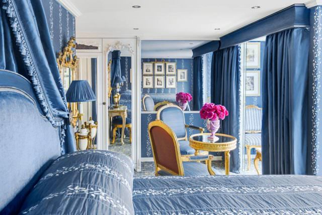 S.S. Maria Theresa will feature 64 staterooms, ten suites and Royal Suite. Photo courtesy of Uniworld Boutique River Cruise Collection.