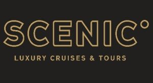 """Scenic Tours will now simply be known as """"Scenic."""" The popular river cruise and land tour operator unveiled new logo branding earlier this month. Illustration courtesy of Scenic."""
