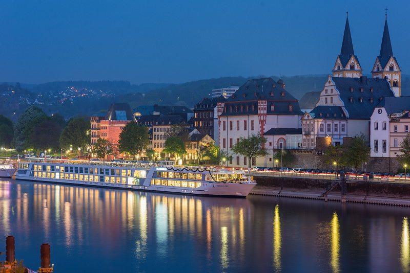 Emerald Sky in Koblenz, Germany. Photo Courtesy of Emerald Waterways.