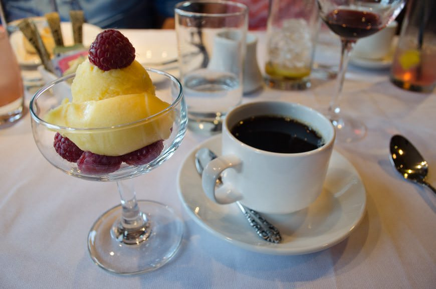 ...some tasty desserts...Photo © 2015 Aaron Saunders