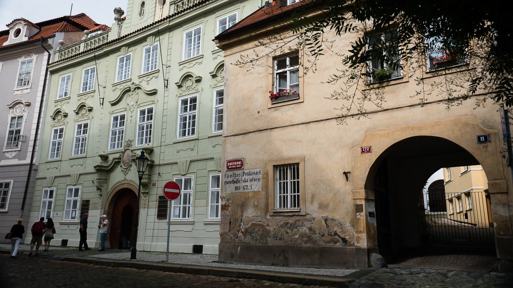 Prague's Old Town
