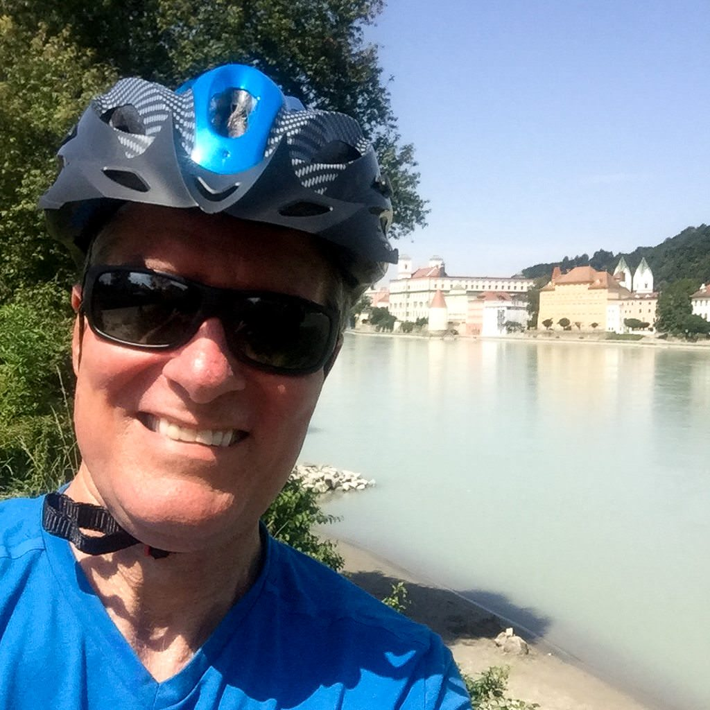 Passau reached. © 2015 Ralph Grizzle