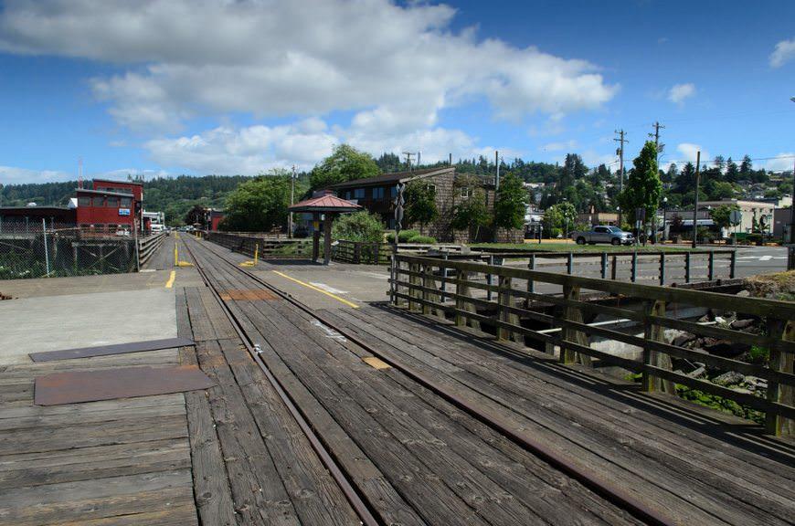 Welcome to Astoria, Oregon! Photo © 2015 Aaron Saunders