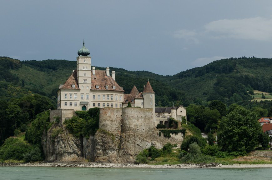 If it's your first time on the rivers of Europe, a Western Danube river cruise seldom disappoints. Photo ©  2015 Aaron Saunders