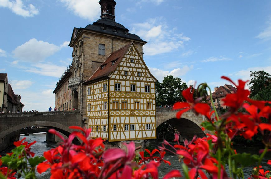 Beautiful Bamberg! Photo © 2015 Aaron Saunders