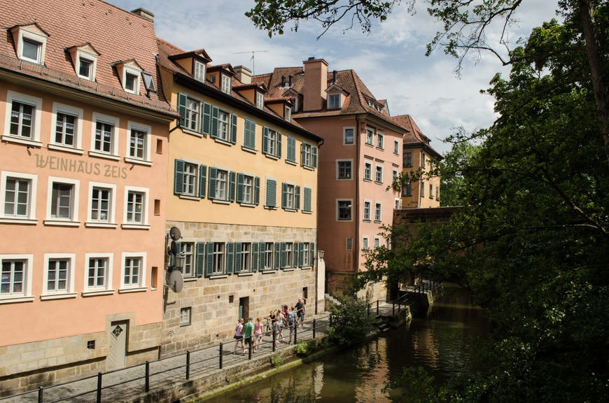 Bamberg...or Strasbourg, France? Photo © 2015 Aaron Saunders