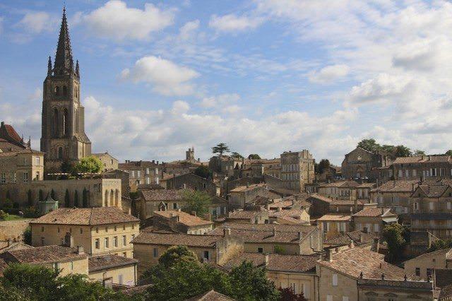 The UNESCO World Heritage Site, Saint-Emilion. © 2012 Ralph Grizzle