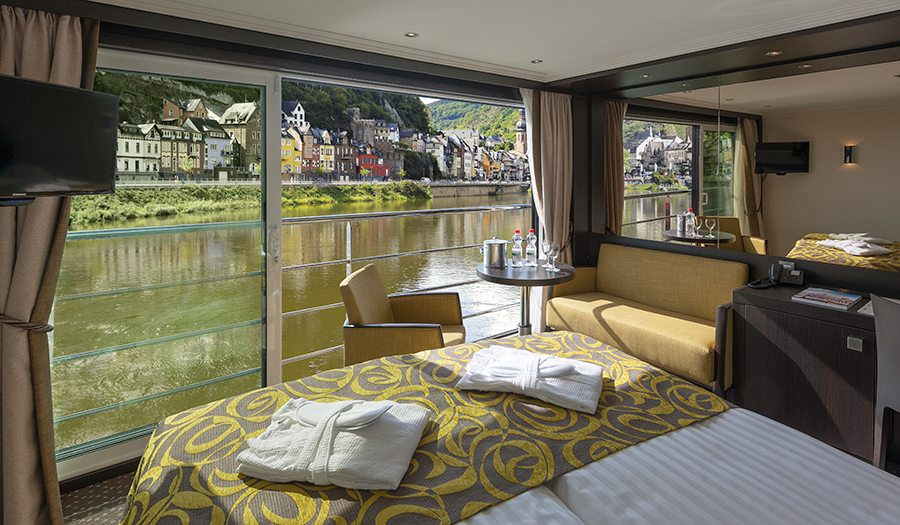 Avalon Impression Panorama Window. Photo Courtesy of Avalon Waterways.