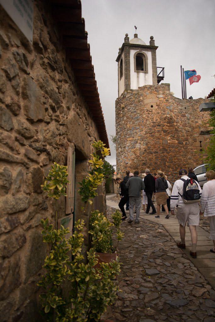 The Streets of Castelo Rodrigo. Photo © 2015 Aaron Saunders