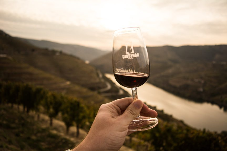 Port Wine and the Douro River Valley: it's what river cruising through Portugal with Viking River Cruises is all about. Photo © 2015 Aaron Saunders