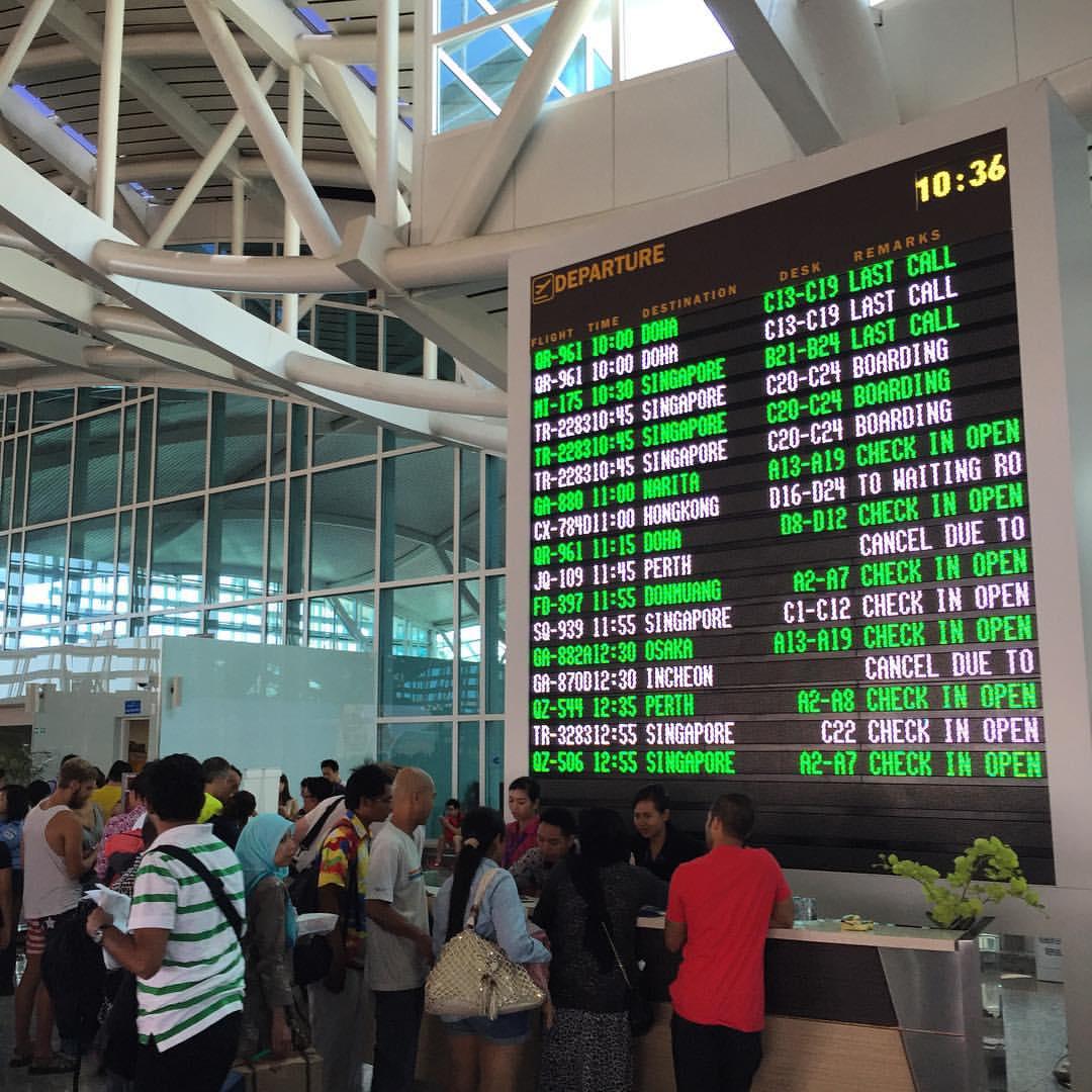 DPS flight schedule