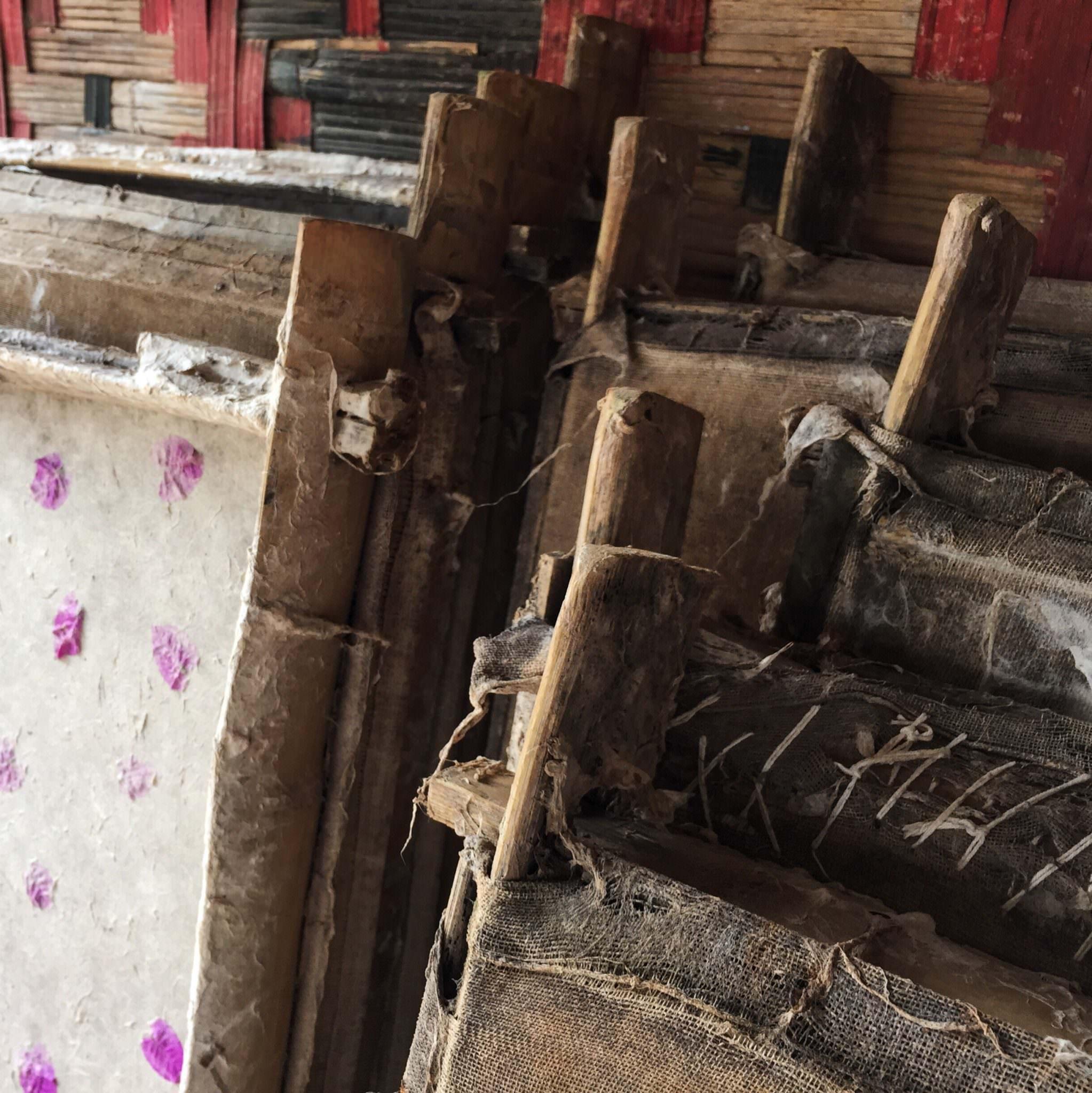 Paper Making in Myanmar