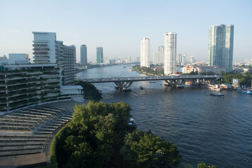Good Morning, Bangkok! Photo © 2015 Aaron Saunders