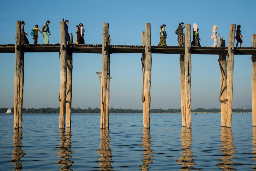 Myanmar: a country without equal. Photo © 2015 Aaron Saunders