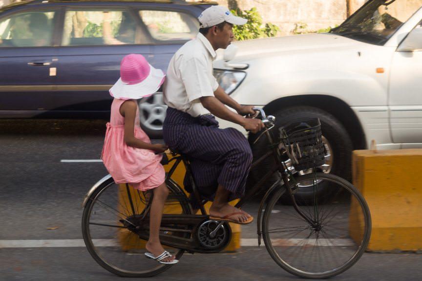 Welcome to Yangon, Myanmar! Photo © 2015 Aaron Saunders