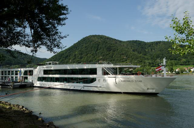 Although Emerald Waterways began operation almost exclusively on the Danube and the Rhine, the company's itinerary offerings have expanded substantially. Photo © 2014 Aaron Saunders