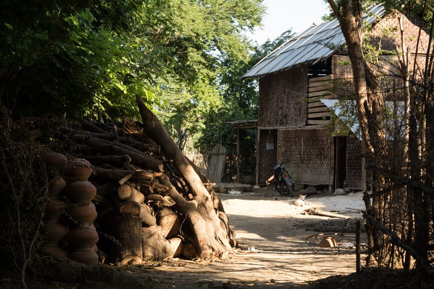One last look at the village of Yandabo. Photo © 2015 Aaron Saunders