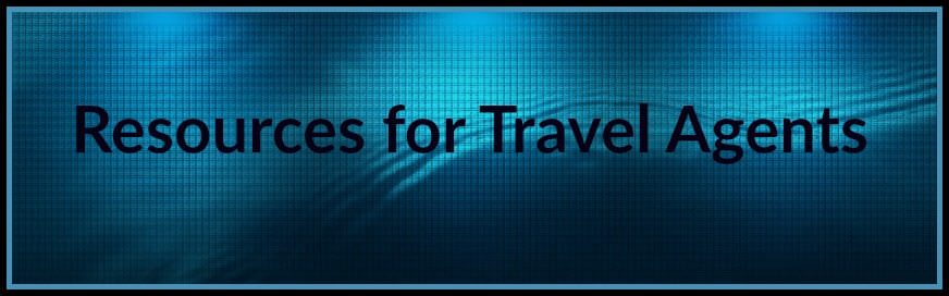 Resources for Travel Agents