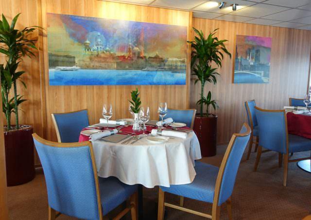 The Restaurant - © K.D. Leperi
