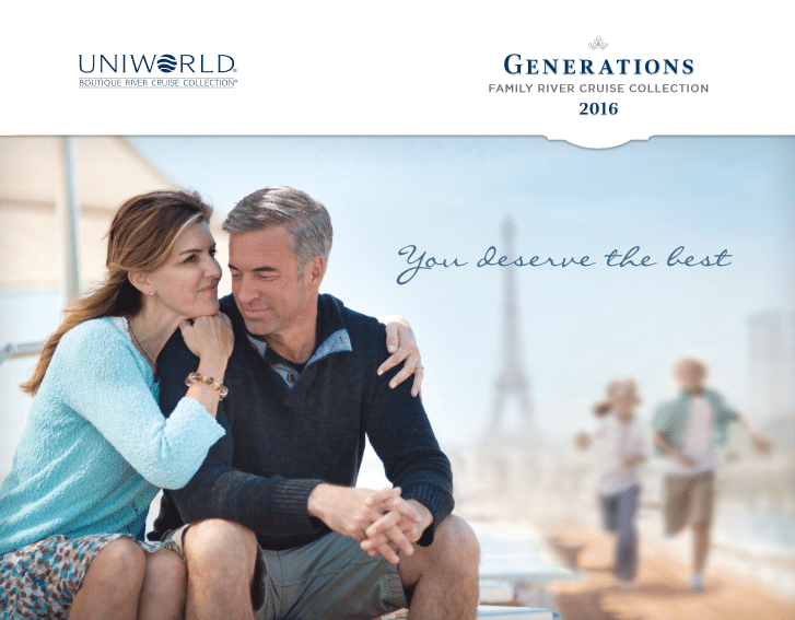 Uniworld family river cruises