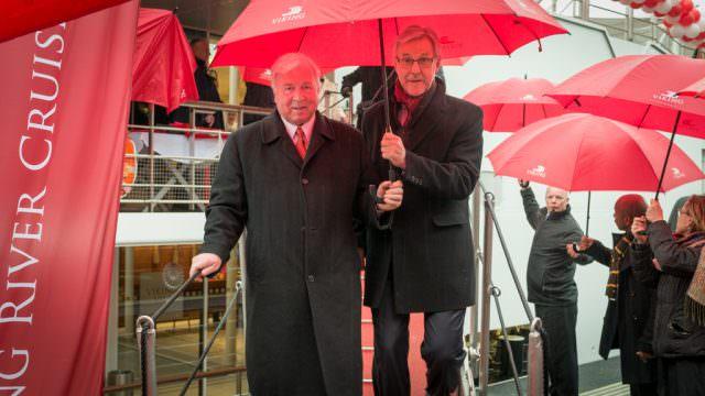 tor hagen and Manfred Müller-Fahrenholz