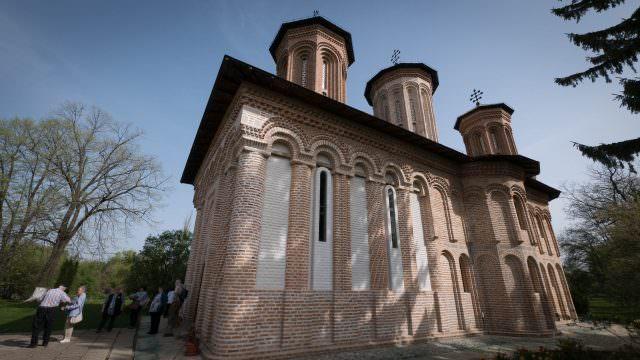 Vlad The Impaler's Monastery