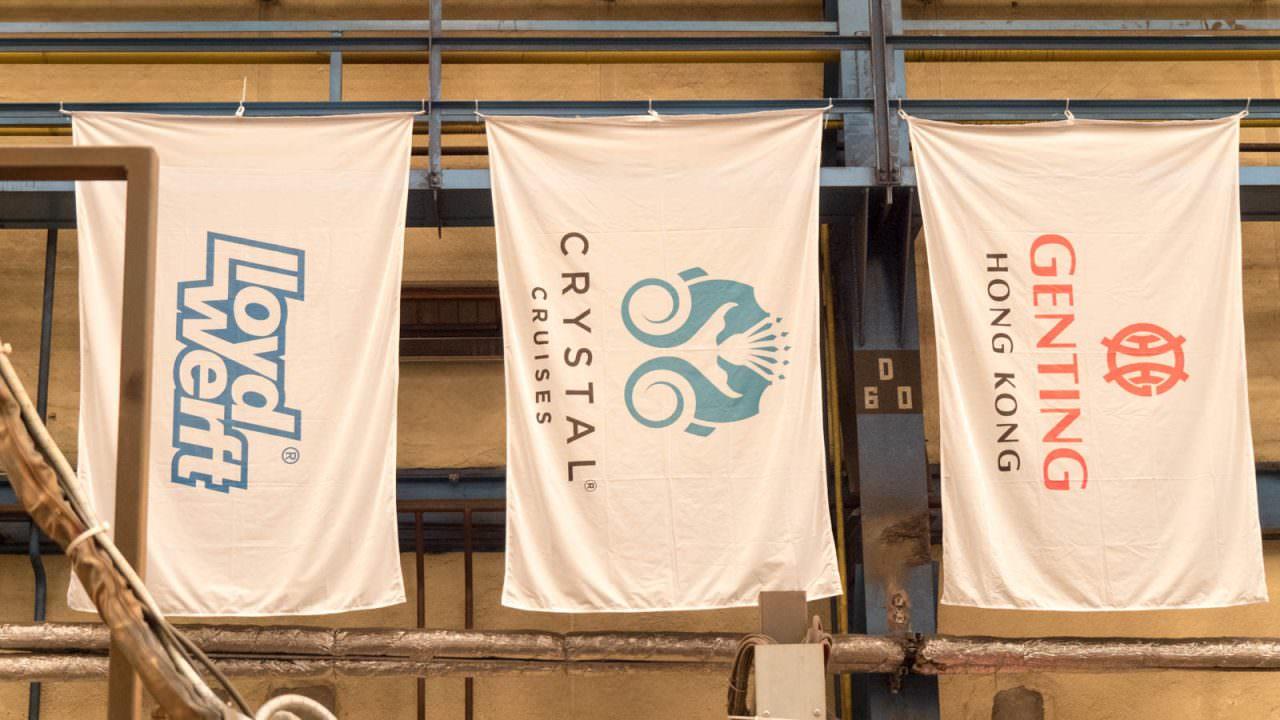 Crystal's Parent & Its Shipyards