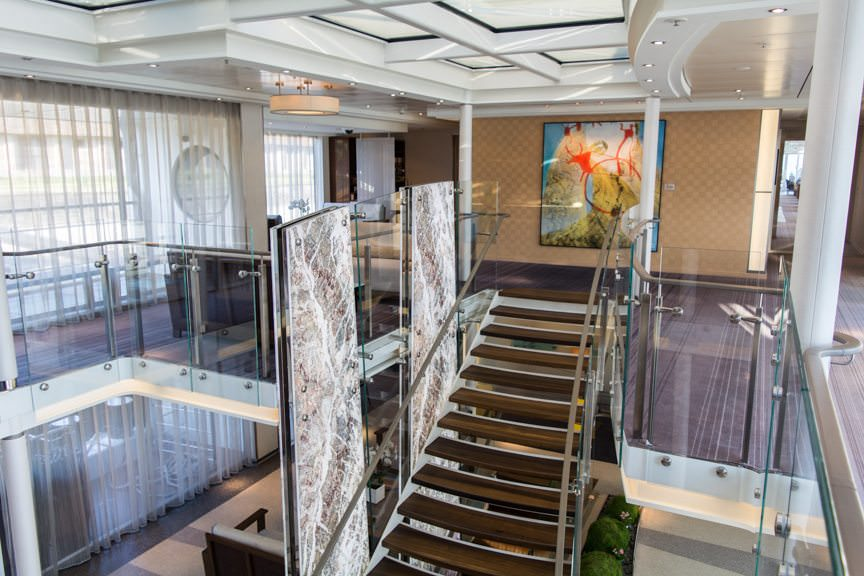 Not every river cruise ship looks like this: the design and interior decor of Viking Embla is, like all Viking Longships, unique to Viking River Cruises. Photo © 2016 Aaron Saunders