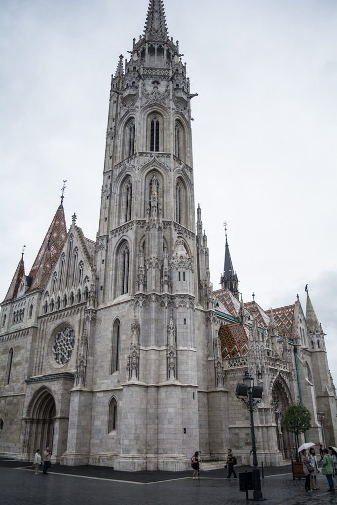 Our tour with Viking also included entry into the beautiful Matthias Church. Photo © 2016 Aaron Saunders
