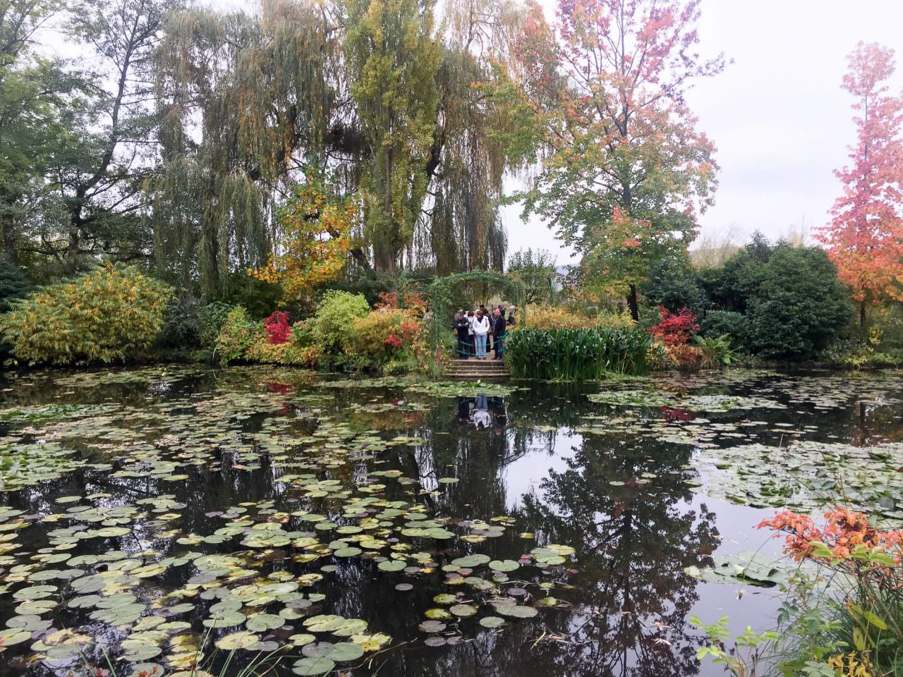 At Monet's Gardens. ©2016 Ralph Grizzle