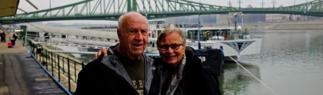 Elsa and Chuck Nystrom, The Georgia Ramblers