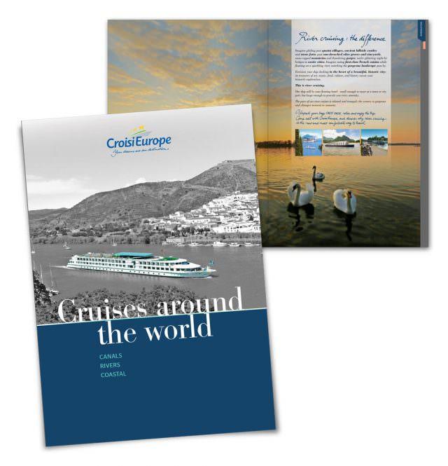 CroisiEurope 2017 brochure