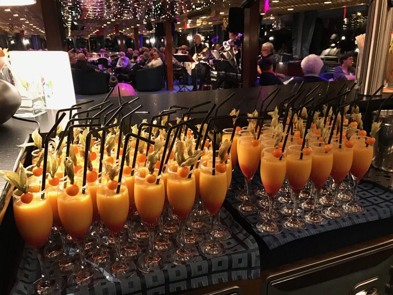 CroisiEurope Mistral Cocktails