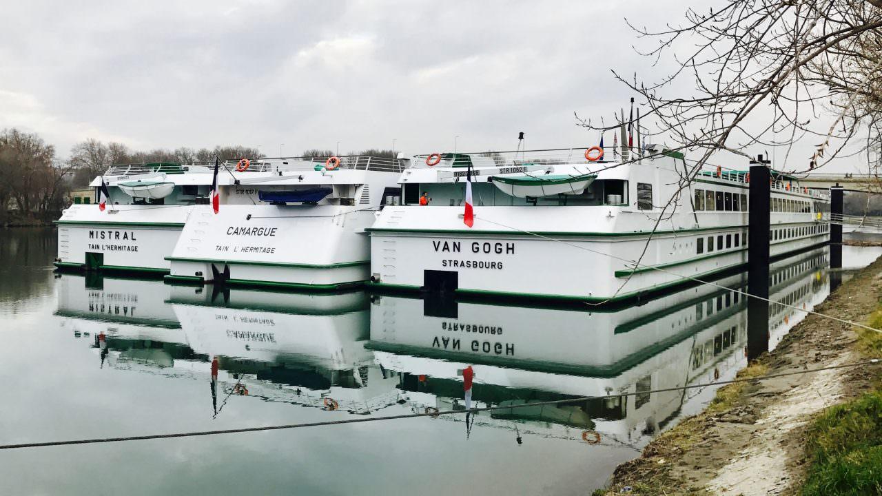 CroisiEurope ships Avignon