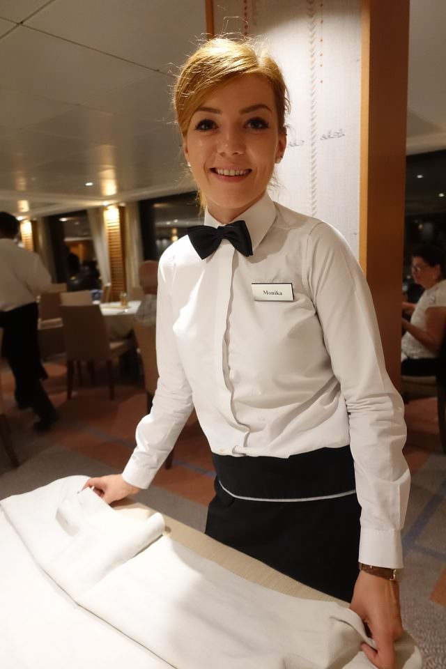 Viking River Cruise Kitchen Table Book