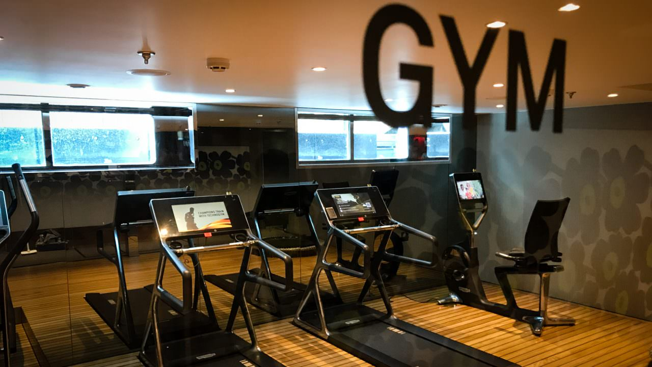 Larger Gym