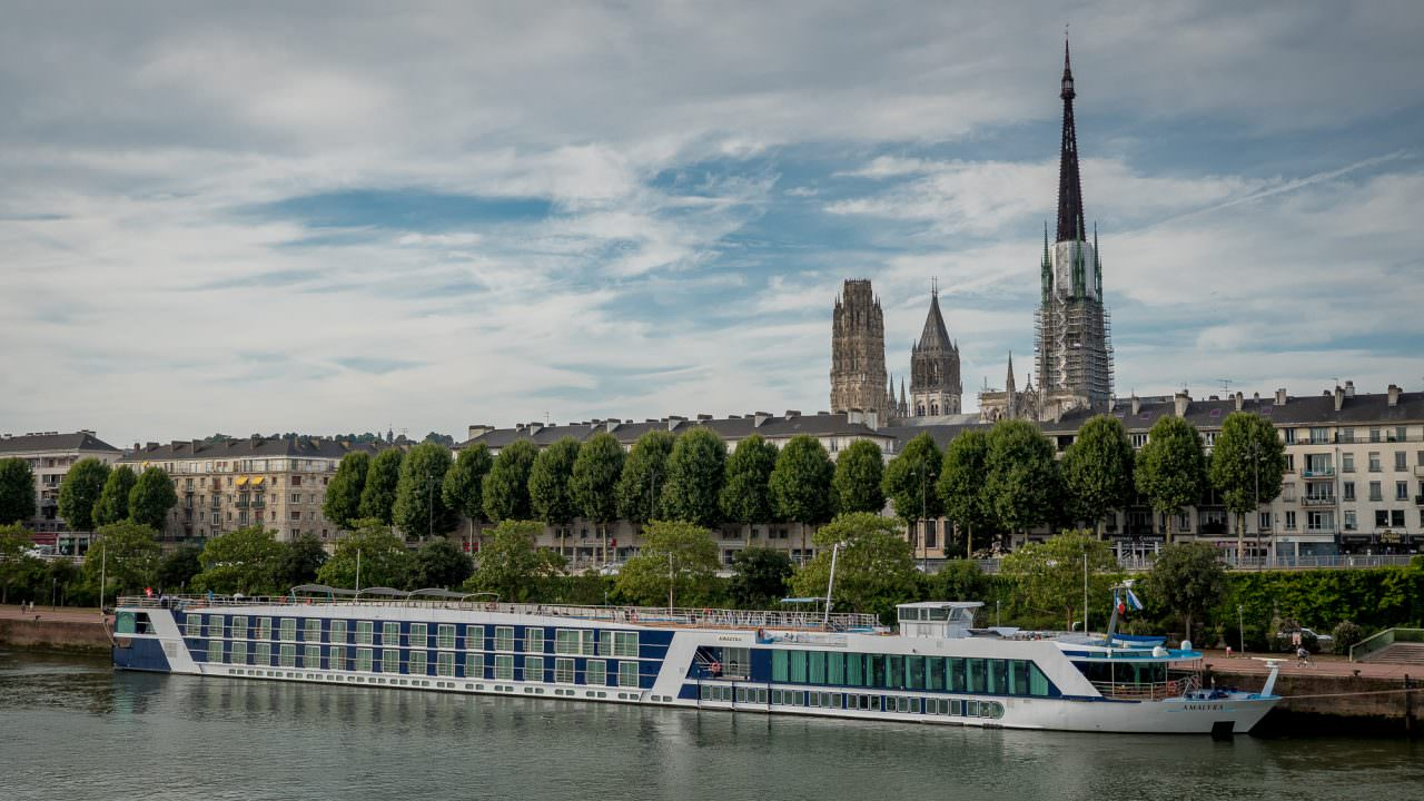 AmaLyra in Rouen