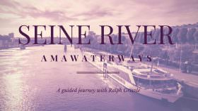 Cruising The Seine with AmaWaterways