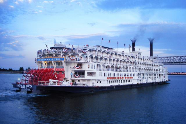 American Queen S Return To Pittsburgh River Cruise Advisor