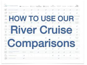 river cruise comparisons