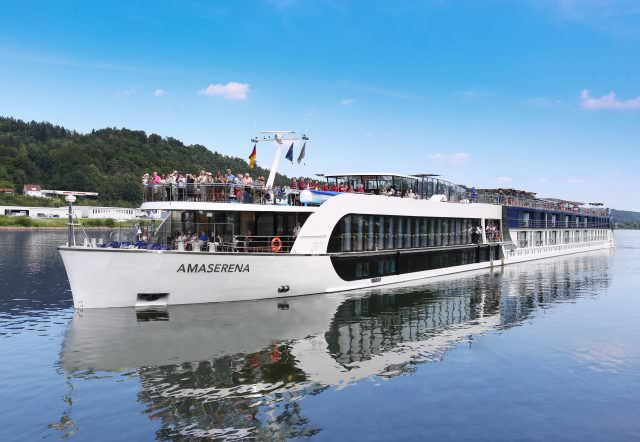 AmaWaterways' AmaSerena.