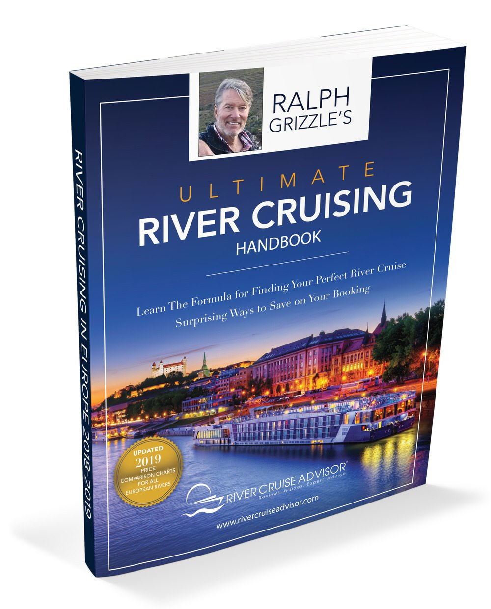 Ultimate River Cruising Handbook Cover