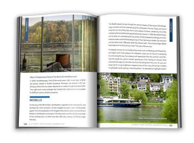 Inside Pages Ultimate River Cruise Guide