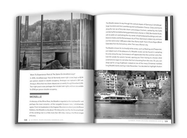 Ultimate River Cruise Book Inside bw