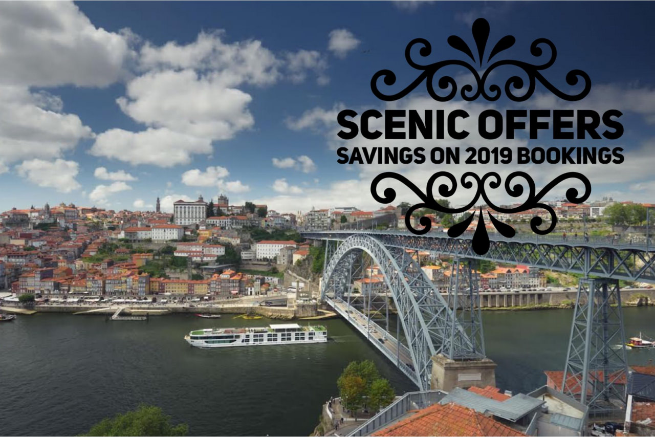 Scenic Offers Choices When It Comes To 2019 Savings