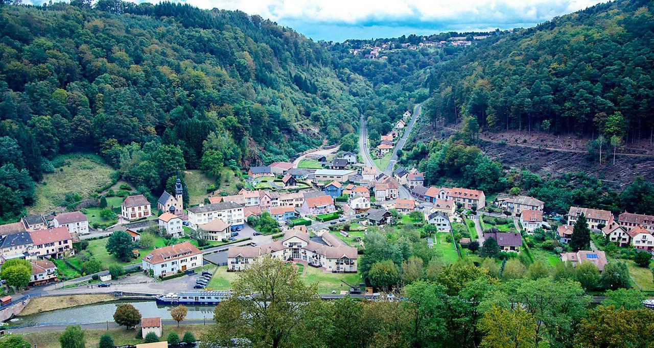 Canaux-Alsace-Marne-Rhin-Lutzelbourg-44689©Bill Maloney